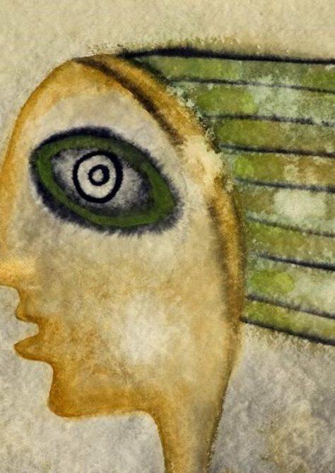 ICULT   Merce Rodoreda  Obra plastica mostra una nova faceta del mon mes intim i desconegut de l escriptora